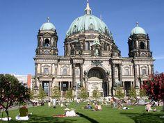 Berliner Dom Spreeinsel - Berlin - Wikipedia, the free encyclopedia