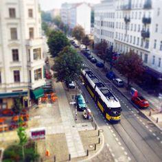 Morgens halb zehn in Prenzlauer Berg - pilotwelle's photo on Instagram