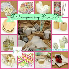 Fab range of suistainable tableware, perfect for your picnic