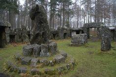 Stara-Vira:  Druids Temple. England