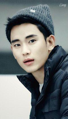 Beanpole Outdoor weibo update 150815,kim soo hyun