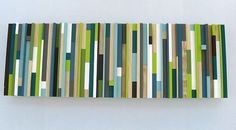 Modern Abstract Wood Art by RusticModernDesigns on Etsy