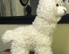 Alpaca Amigurumi Pattern Free : Crochet alpaca amigurumi por sheepshaved en etsy amigurumi