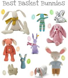 http://buymodernbaby.com/blog/2012/03/19/the-best-easter-bunnies-to-start-your-easter-baskets/