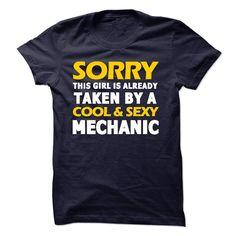 Taken By A Mechanic T-Shirt