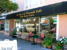 Sacred Grounds Coffee House - Nopa