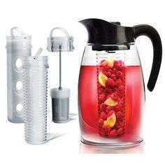 Primula 'Flavor It' 2.9-quart Tea Pitcher | Overstock.com Shopping - Great Deals on Primula Pitchers