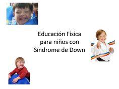 Educación Física para niños con Síndrome de Down