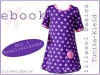 Ebook lillesol basic No.2 Tunika-Kleid
