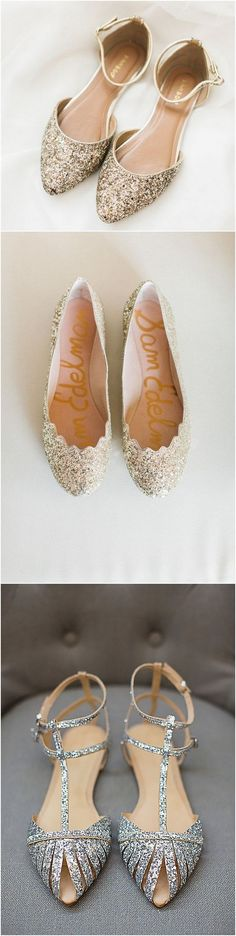 20 Adorable Flat Wedding Shoes for 2018 - EmmaLovesWeddings Wedding Wedges, Wedding Pumps, Bridal Wedding Shoes, Wedding Bag, Dream Wedding, Fall Wedding, Wedding Stuff, Wedding Dresses, Bride Shoes Flats