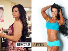 Ashley Horner my fitness thinspo