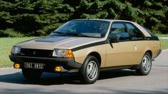 Renault Fuego - Renault