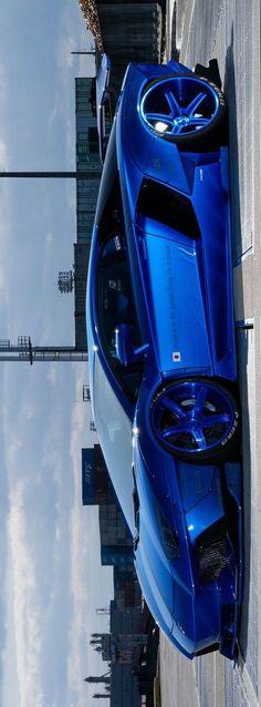(°!°) Liberty Walk Lamborghini Aventador