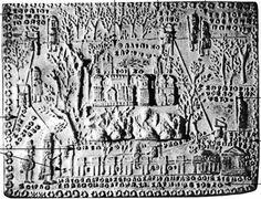 48055942-Dan-Romalo-Cronica-Geta-Apocrifa-Pe-Placi-de-Plumb-71[1] History Of Romania, My Memory, Mythology, City Photo, Symbols, Movie Posters, Dan, Painting, Script