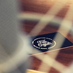 Business cards by Moo.