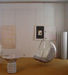 Le Bubble Chair Signé Eero Aarnio, Un Design Indémodable