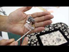 Patchwork Sem Segredos com Ana Cosentino: Aula 11 Viés - YouTube
