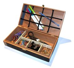 How-To: Make a Cigar Box Organizer for Father's Day