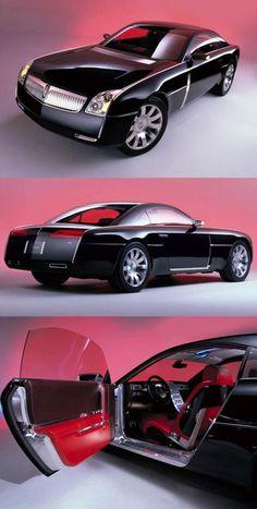 Lincoln Mark 9 Coupe Concept