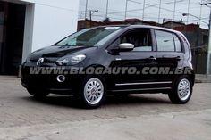 Flagra: Volkswagen up TSi, a versão definitiva