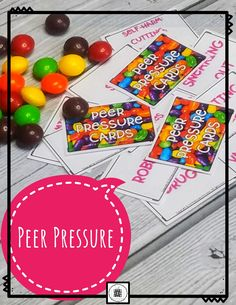 A fun way for middle and high school students to learn about importance of peer pressure. This activity will allow students the opportunity to understand how teens can be subtly pressured into engaging in activities they may not want to do. Social Emotional Activities, Self Esteem Activities, Counseling Activities, High School Activities, Activities For Teens, School Leadership, Educational Leadership, Educational Technology, Life Skills Lessons
