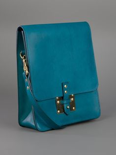 SOPHIE HULME STRUCTURED SHOULDER BAG available from www.cochinechine.com