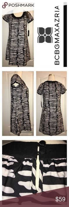 NWT BCBG MAXAZRIA DRESS I L❤️VE BCBG and this dress is no exception! Always so well made. This is an XS and I'm not going to be squeezing into it! 😔 Please give it a good home! BCBGMaxAzria Dresses