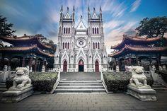 New Beijing Church of the Saviour, #Beijing #China
