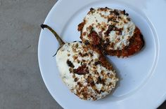 Gluten-Free Grilled Eggplant Parmesan with Sun-Dried Tomatoes and Basil Panko from @jackieourman