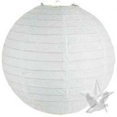 Round Paper Lanterns in over 50 Colors! See below!   Use our Lantern Lighting to achieve the beautiful glow.