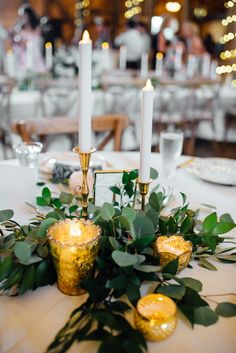Erin Tanner The Barn On New River Wedding Table Centerpiecescenterpiece Ideasnew