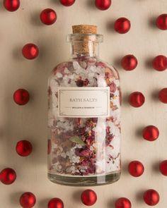 Mini Rose Bath Salts
