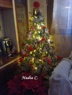 il mio Natale schabby ...