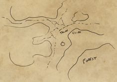 This tutorial covers my entire process for how to draw a map - from start to finish. Here I'm illustrating a town map, but the steps apply to any map. Fantasy Map Making, Map Sketch, Drawing Tips, Landscape, Drawings, Illustration, Trout, Battle, Miniature