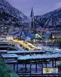 Andorra, el pais dels Pirineus. Esquí, relax, compras, frío... Excelentes vistas a la naturaleza