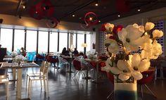 Buenas tardes #Barcelona  #Catalunya #restaurant #mirandoalmar #maremagnum #viernes