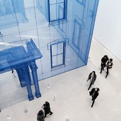 "Do-Ho Suh's Home within a Home         For more views from inside Do-Ho Suh's ""Home Within Home Within Home Within Home Within Home,"" browse the #dohosuh and #서도호 hashtags and see the  National Museum of Modern and Contemporary Art, Korea (국립현대미술관 서울관) location page.       In Seoul, South Korea's National Museum of Modern and Contemporary Art, visitors are finding a peculiar, life-size home nested within the walls of another home.     The full name of the 12x15m (40x49ft) giant installation…"