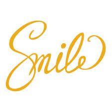 Resultado de imagen para phrase smile