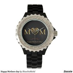 Rhinestone Watch gift for MOM might shine too bright!