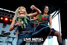 Keeping Real Music Alive Black Metal, Heavy Metal, Butcher Babies, Music Stuff, Rock N Roll, Foto E Video, Beautiful Women, Range, Female