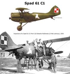 Spad 61 C1