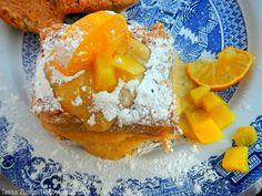 Sourdough Breakfast Cake Recipe - Photo by Tess Zundel (HobbyFarms.com)