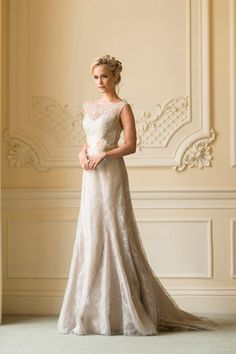 Wedding dresses for hourglass-shaped brides - Wedding dresses - YouAndYourWedding