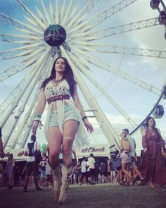 Festival fun #coachella #festival #fun #festivalvibes #coachella2018 #festivalchick #cowboyoutfit #cowgirloutfit Festival, Coachella, Adventure, Outfit, Instagram, Style, Fashion, Outfits, Swag