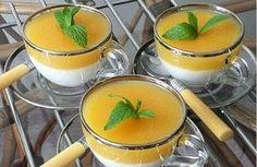Limon Pelteli Muhallebi