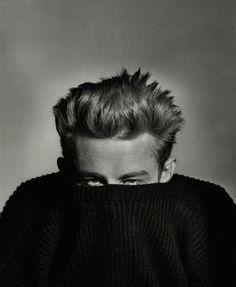 James Dean, por Phil