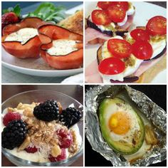 LCHF… what are we going to eat for breakfasts now that there's no more quick slice of toast with jam or a bowl of sweet milky cereal or even a slice of left over pizza from the night before?? This ...
