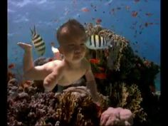 Esta é o famoso anúncio da Expo'98 com os bebés a mergulhar no oceano. O spot…