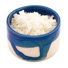 Met de hand gedraaid kleurrijk zoutpotje - House of Salts