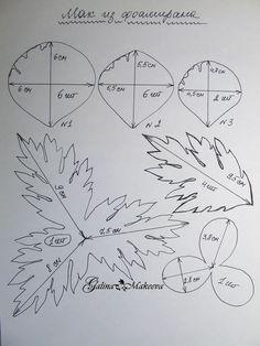 Шаблоны для мака изфоамирана